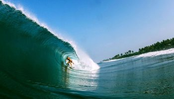 Cabana Surf and Stay Krui South Sumatra Surf Travel