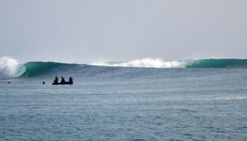 Surf Travel Panaitan Island West Java Indonesia