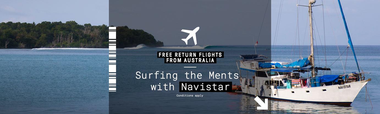 Navistar free flights promo
